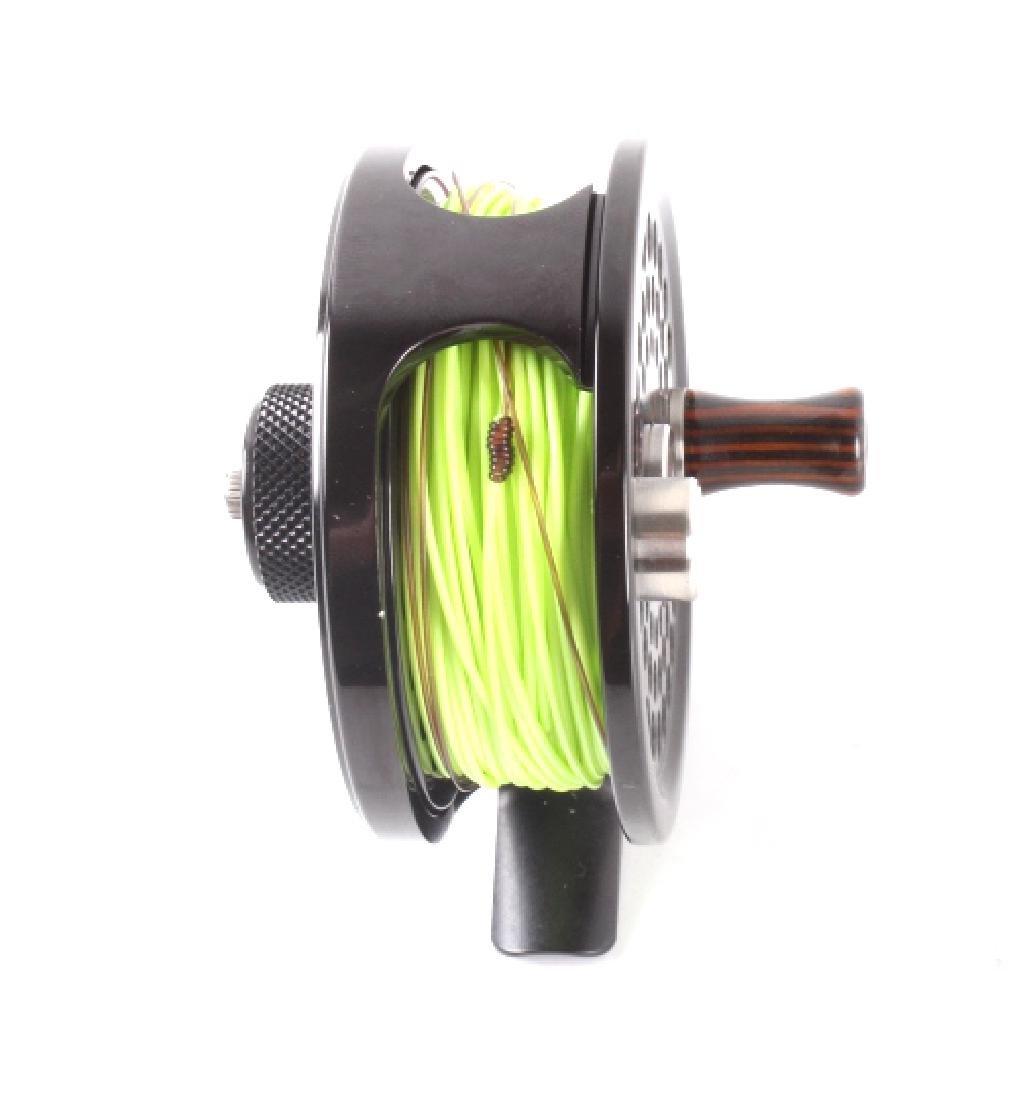 Abel No. 0 Custom Fly Fishing Reel - 7