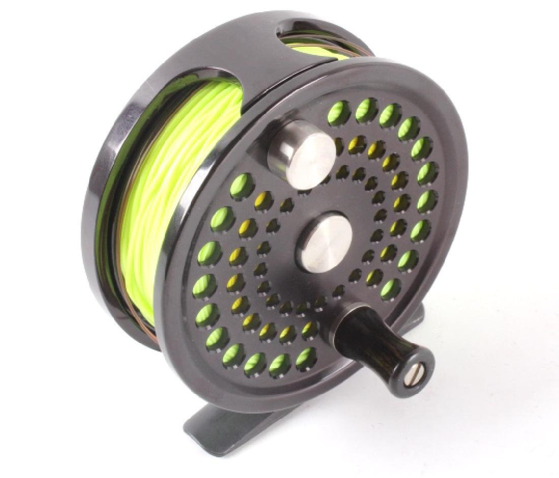 Abel No. 5 Custom Fly Fishing Reel - 4