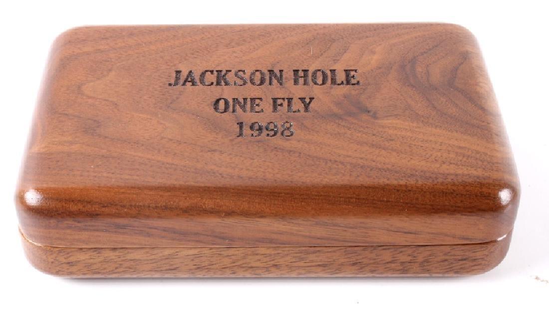 Brodin Jackson Hole One Fly Custom Net and Fly Box - 7