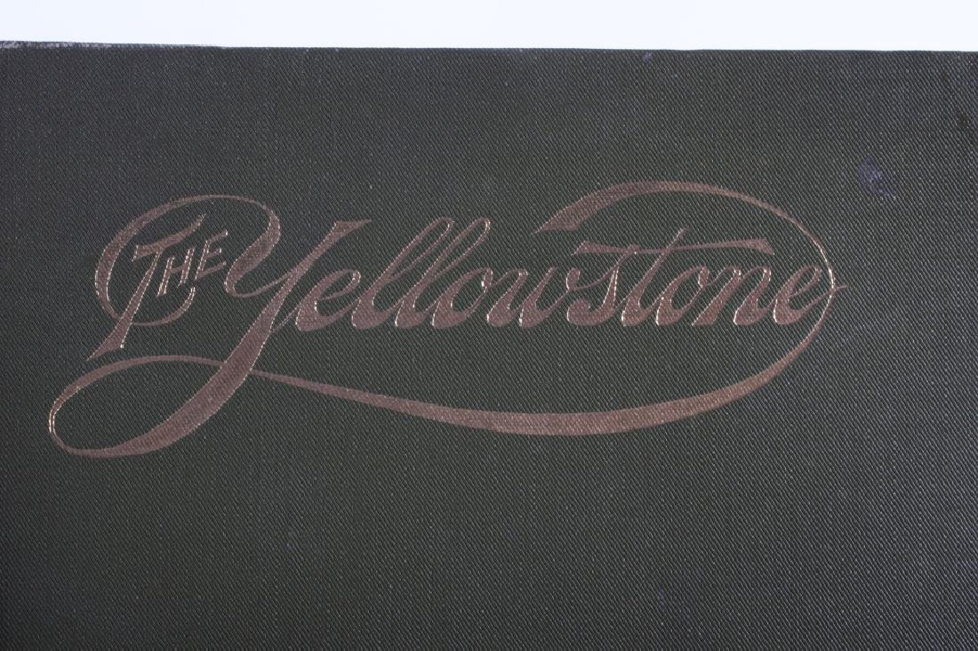 The Yellowstone by Chittenden 1895 - 3