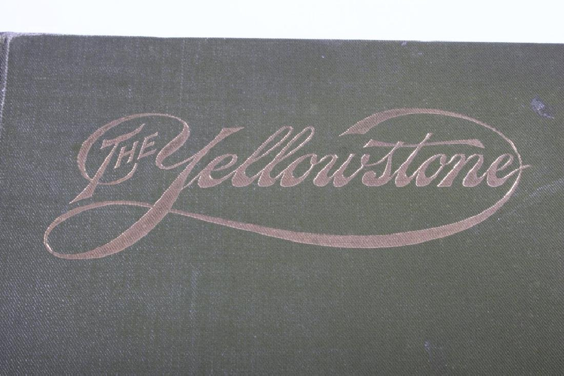 The Yellowstone by Chittenden 1895 - 5