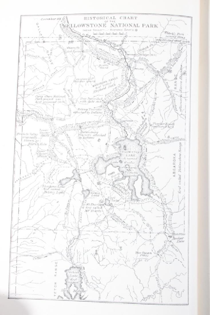 The Yellowstone by Chittenden 1895 - 9