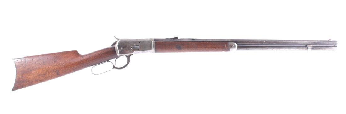 Winchester Model 1892 .38 WCF Lever Action Rifle - 2