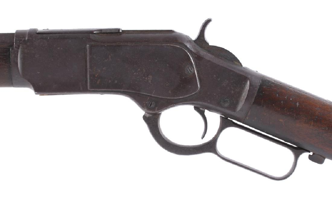Famed Winchester Model 1873 .32WCF Repeating Rifle - 4