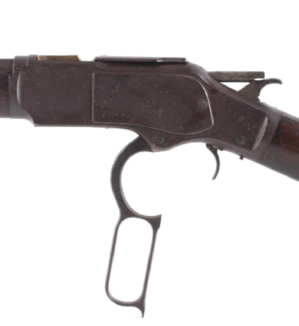 Famed Winchester Model 1873 .32WCF Repeating Rifle - 5