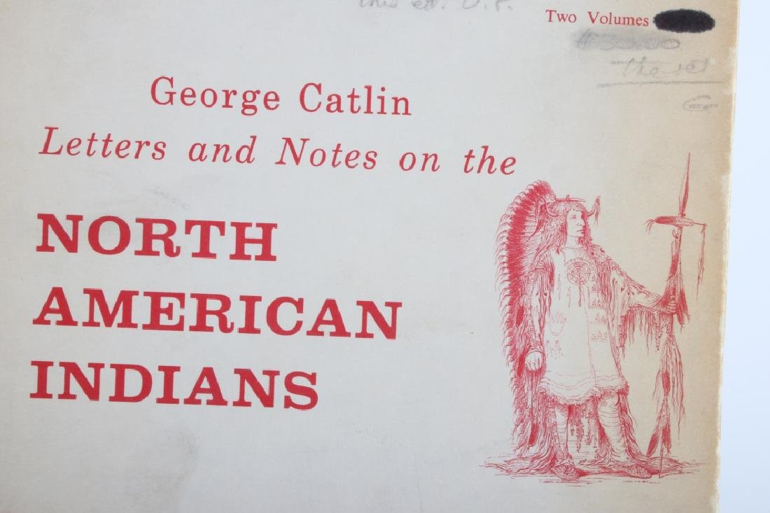 North American Indians by Geo. Catlin VOL I & II - 4
