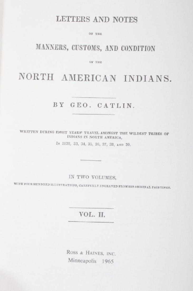 North American Indians by Geo. Catlin VOL I & II - 8