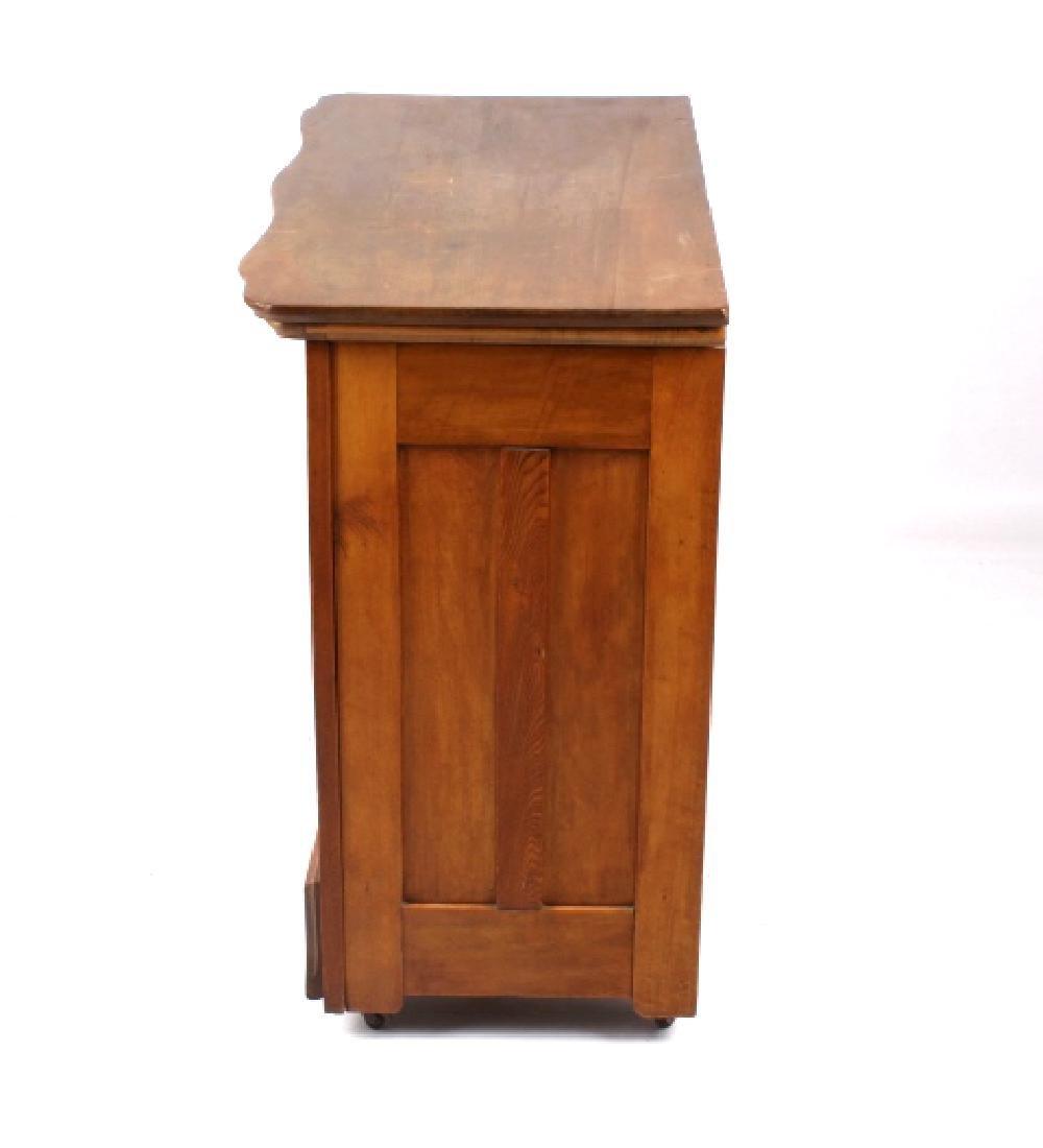 Dark Oak Wooden Dresser - 6
