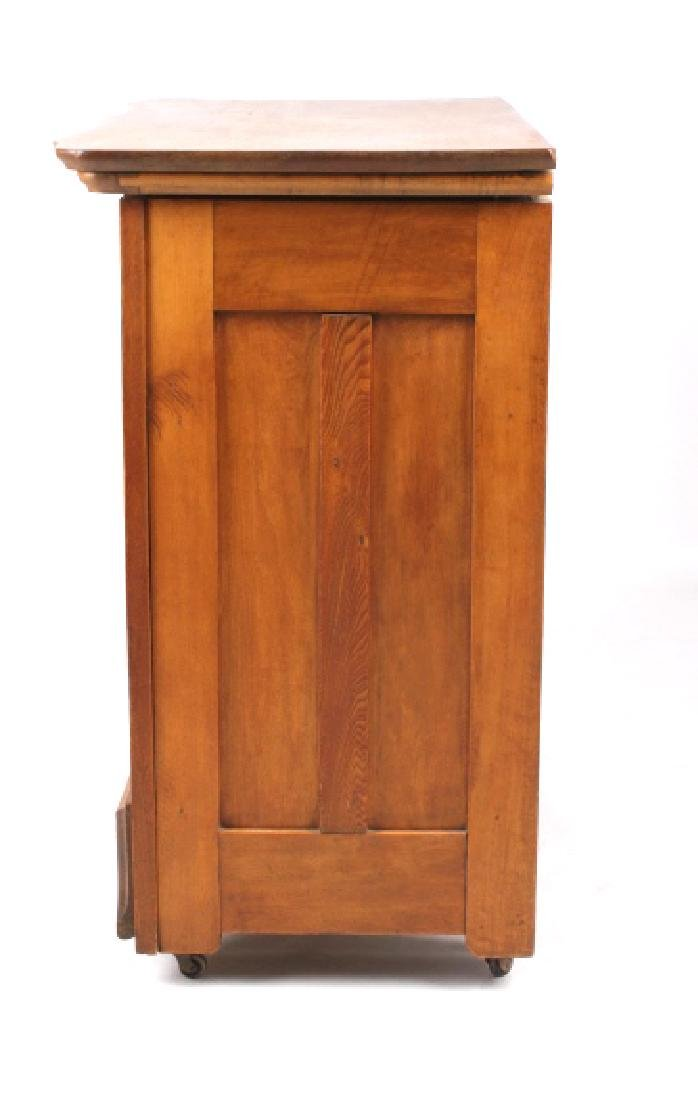 Dark Oak Wooden Dresser - 7