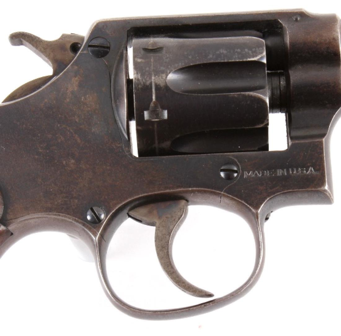Smith & Wesson .32 Long Hand Ejector Revolver - 10