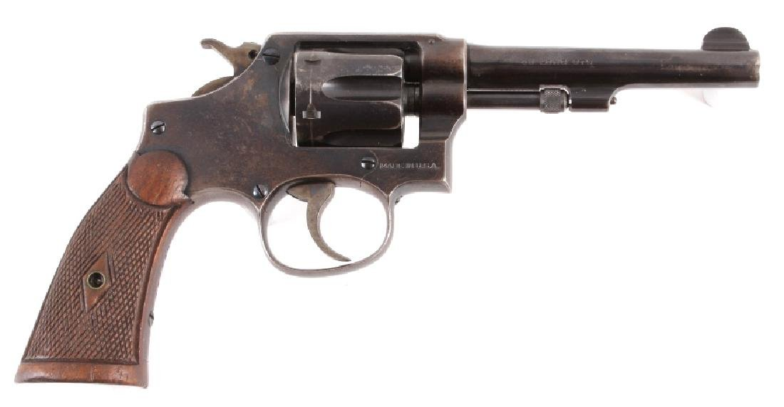 Smith & Wesson .32 Long Hand Ejector Revolver - 2
