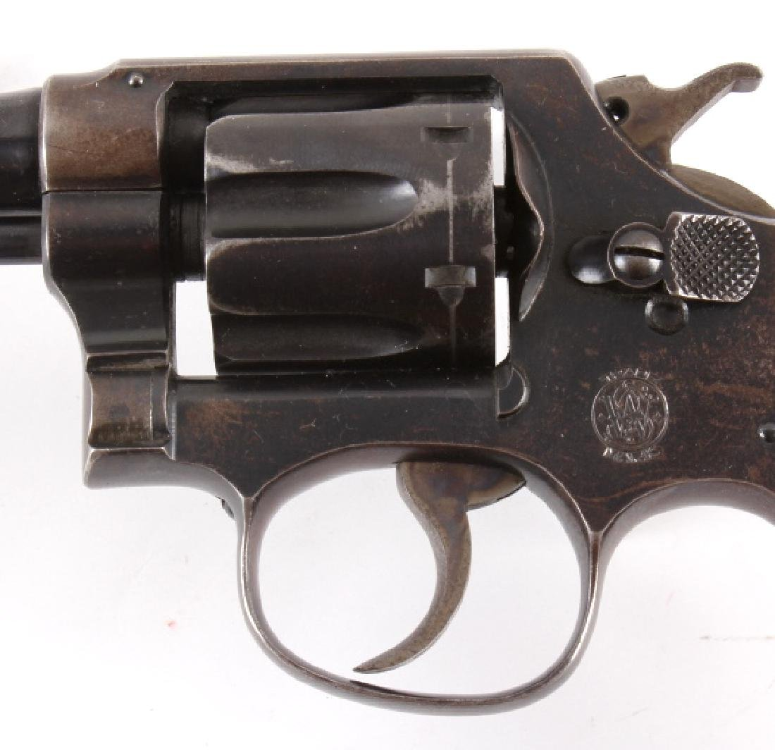 Smith & Wesson .32 Long Hand Ejector Revolver - 4