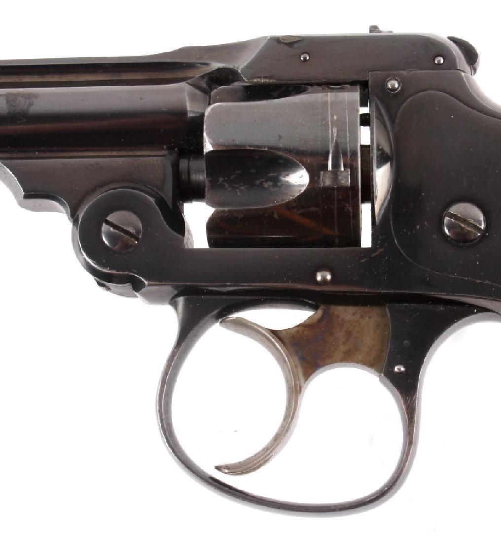 Smith & Wesson .32 Safety Hammerless Revolver - 5
