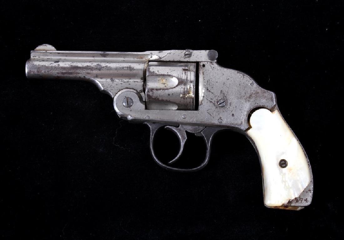 Harrington & Richardson Safety Hammerless Revolver