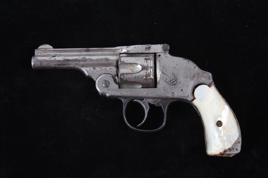 Harrington & Richardson Safety Hammerless Revolver - 2