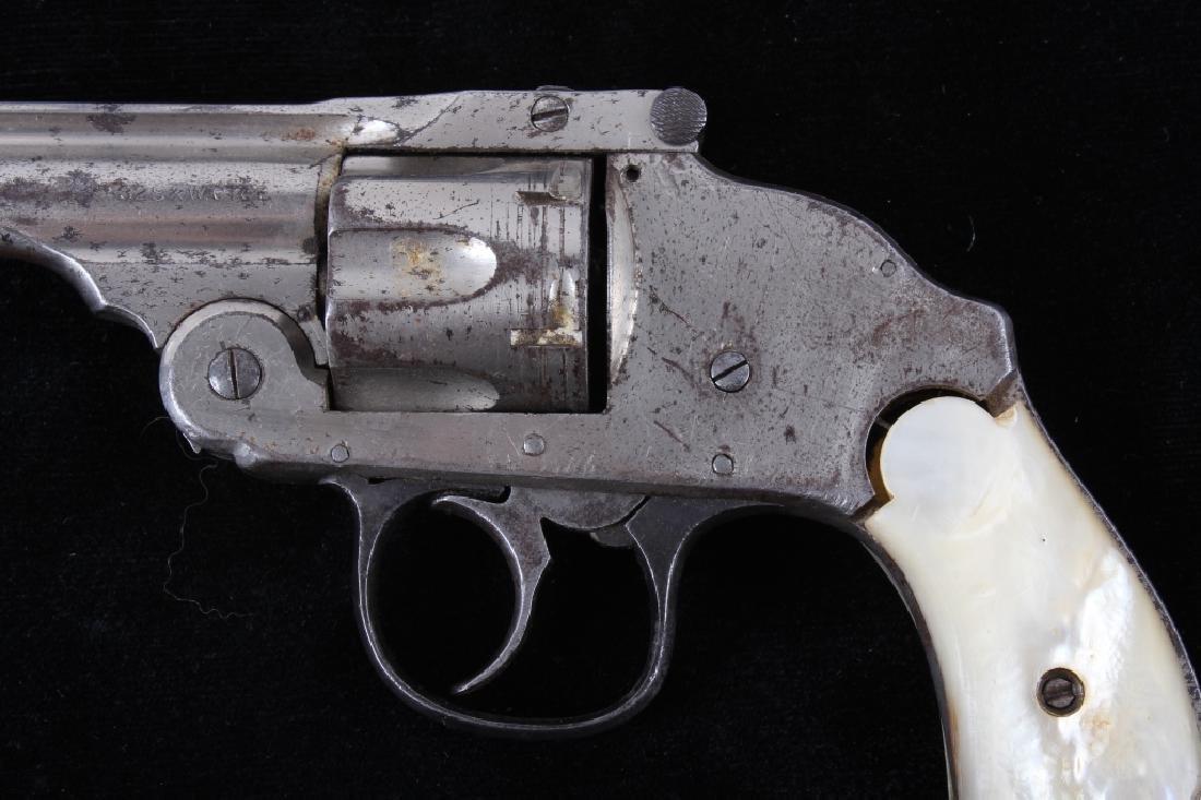 Harrington & Richardson Safety Hammerless Revolver - 4