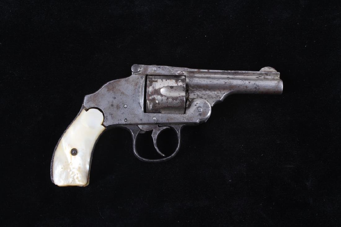 Harrington & Richardson Safety Hammerless Revolver - 6