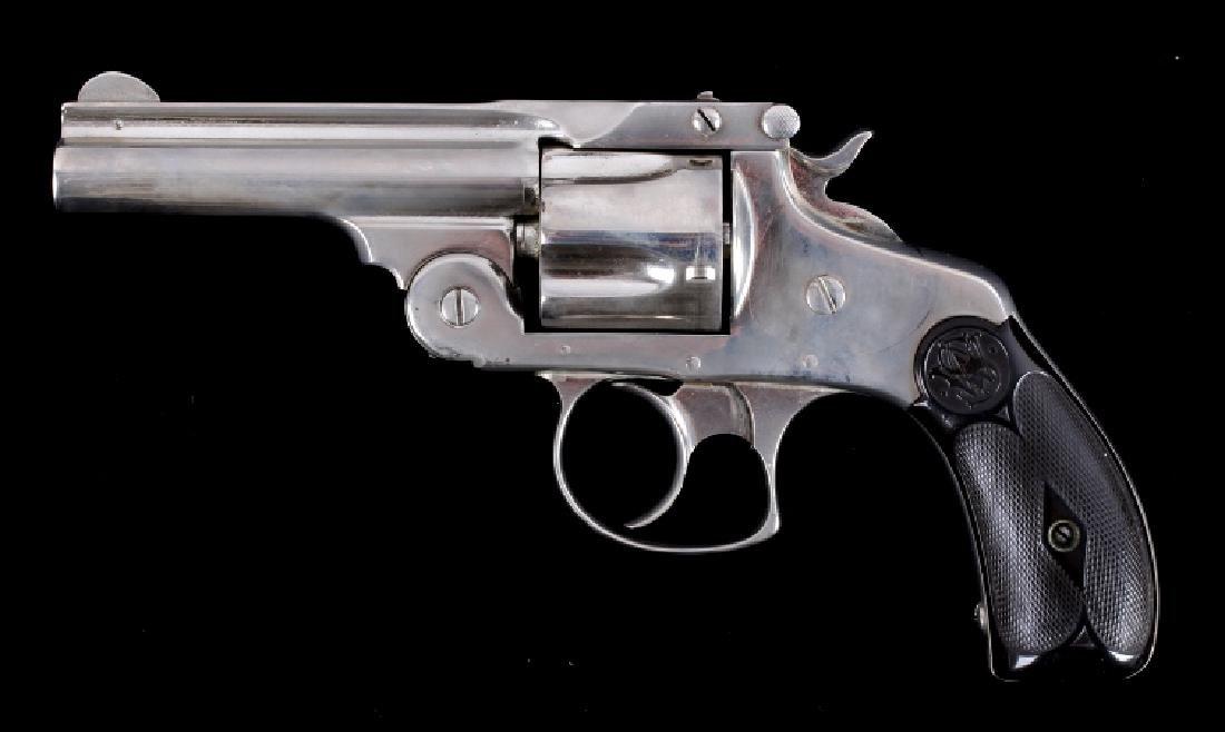 Smith & Wesson 4th Model Top-Break .38 Revolver - 2