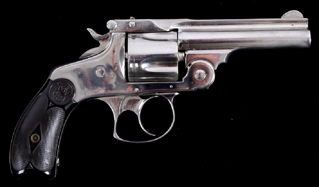 Smith & Wesson 4th Model Top-Break .38 Revolver - 3
