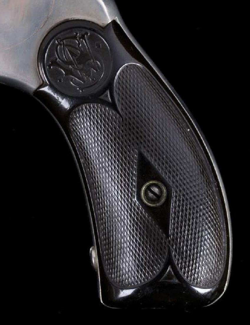 Smith & Wesson 4th Model Top-Break .38 Revolver - 4