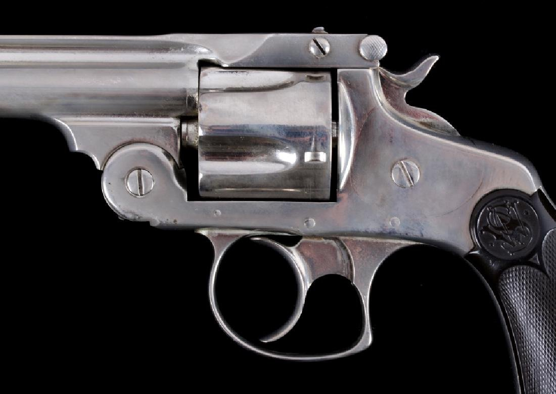 Smith & Wesson 4th Model Top-Break .38 Revolver - 5