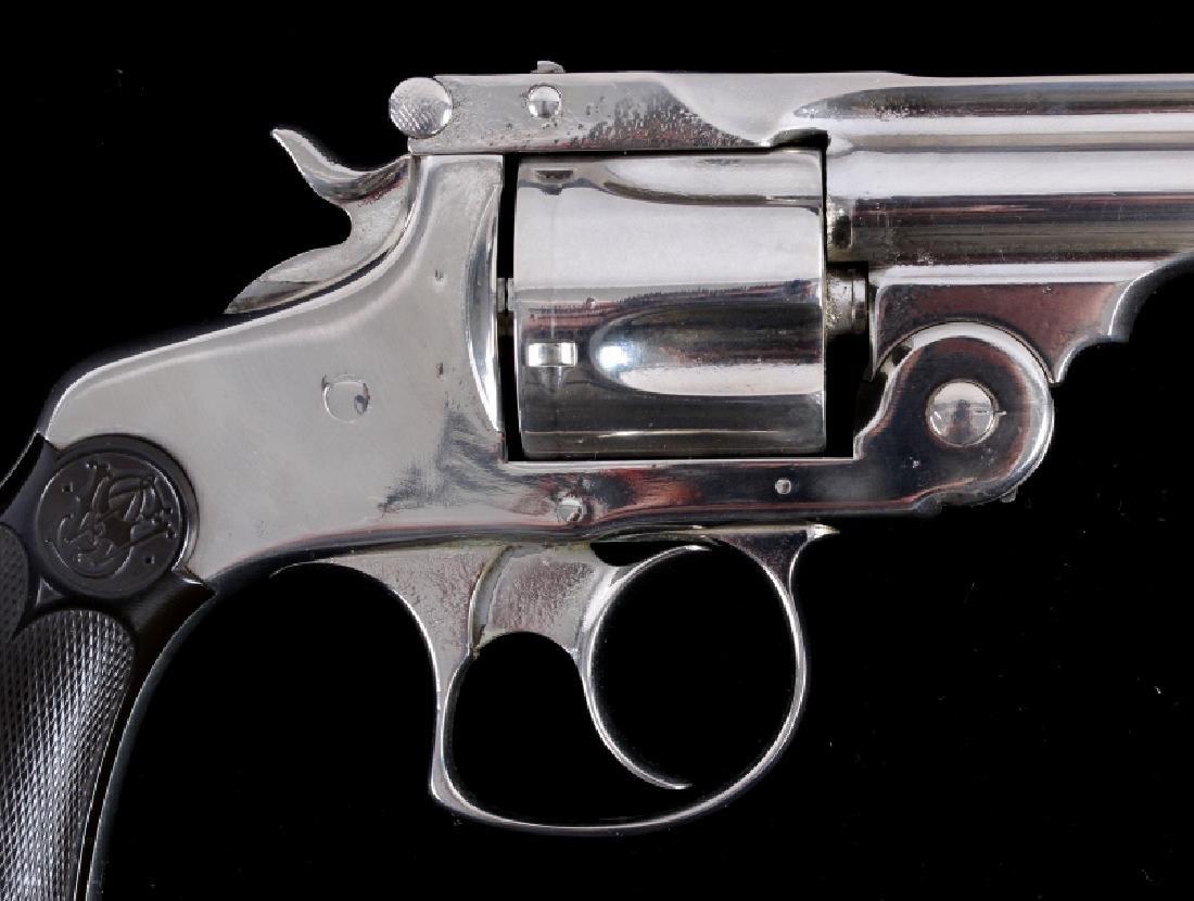 Smith & Wesson 4th Model Top-Break .38 Revolver - 8