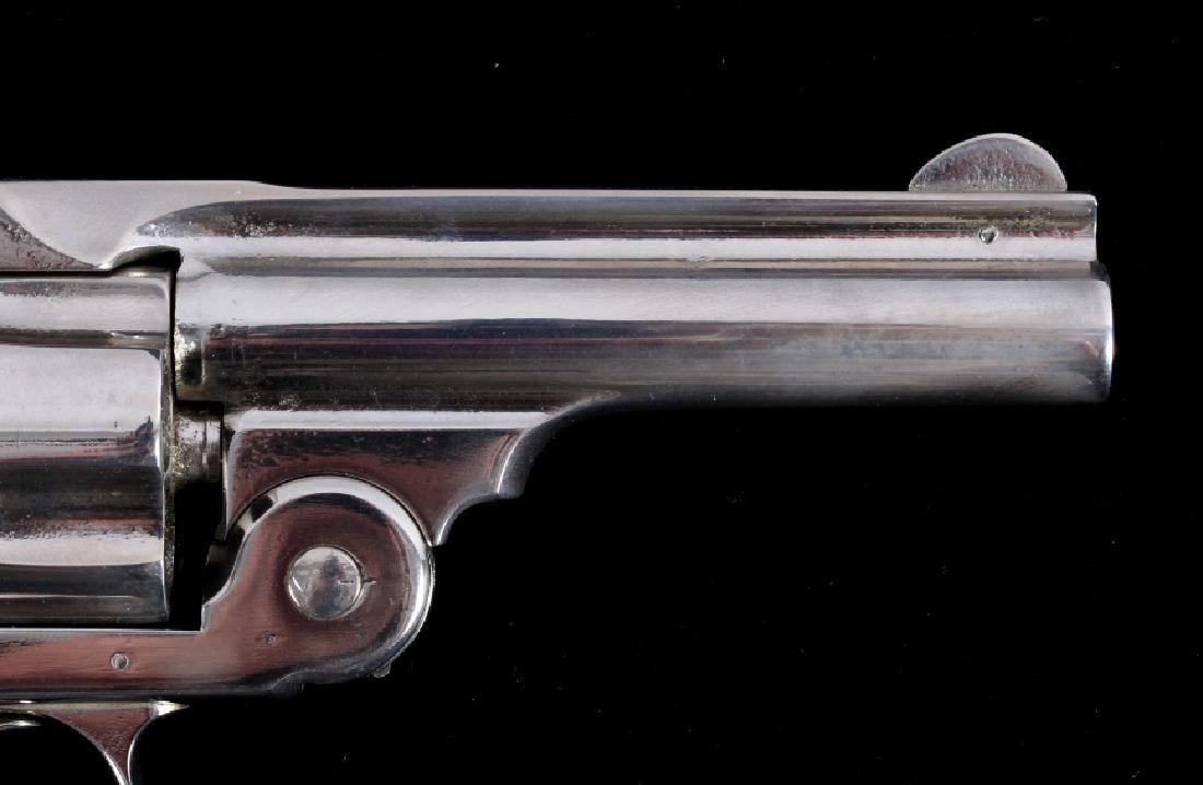 Smith & Wesson 4th Model Top-Break .38 Revolver - 9
