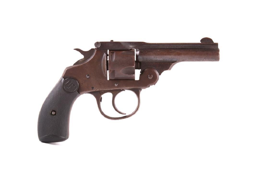 US Revolver Co .32 Caliber Top Break Revolver - 6