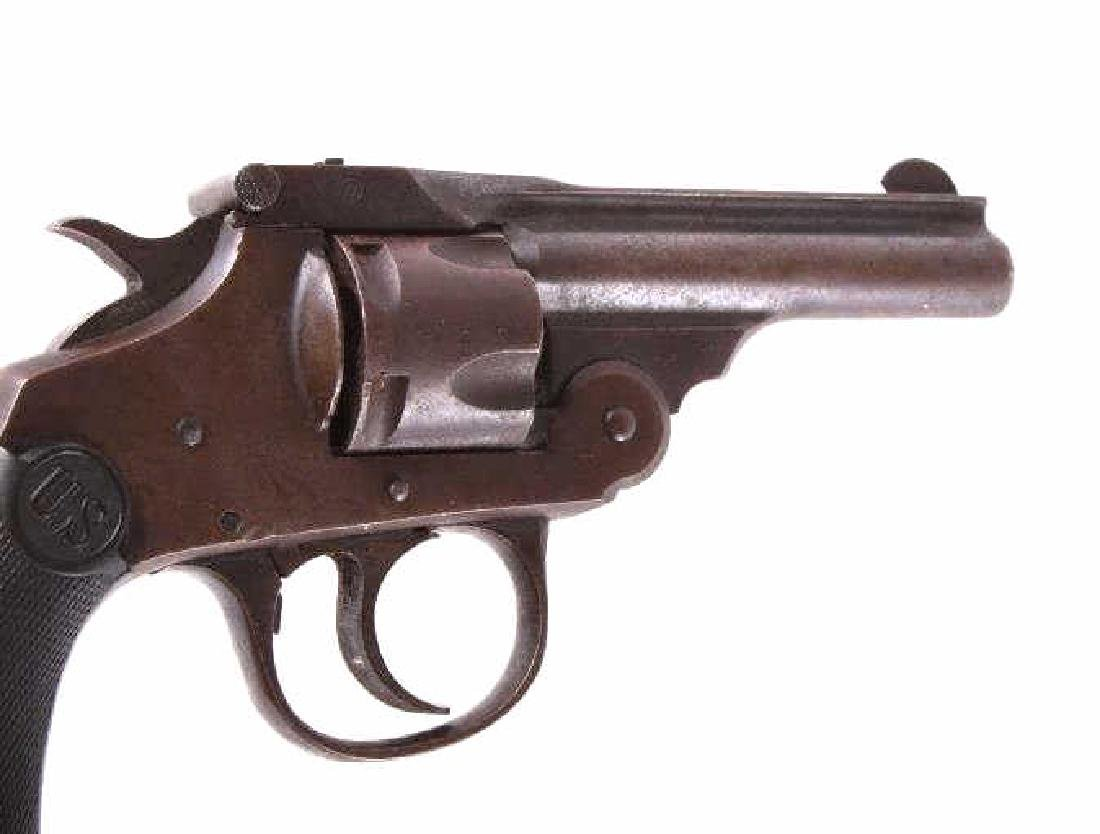 US Revolver Co .32 Caliber Top Break Revolver - 7