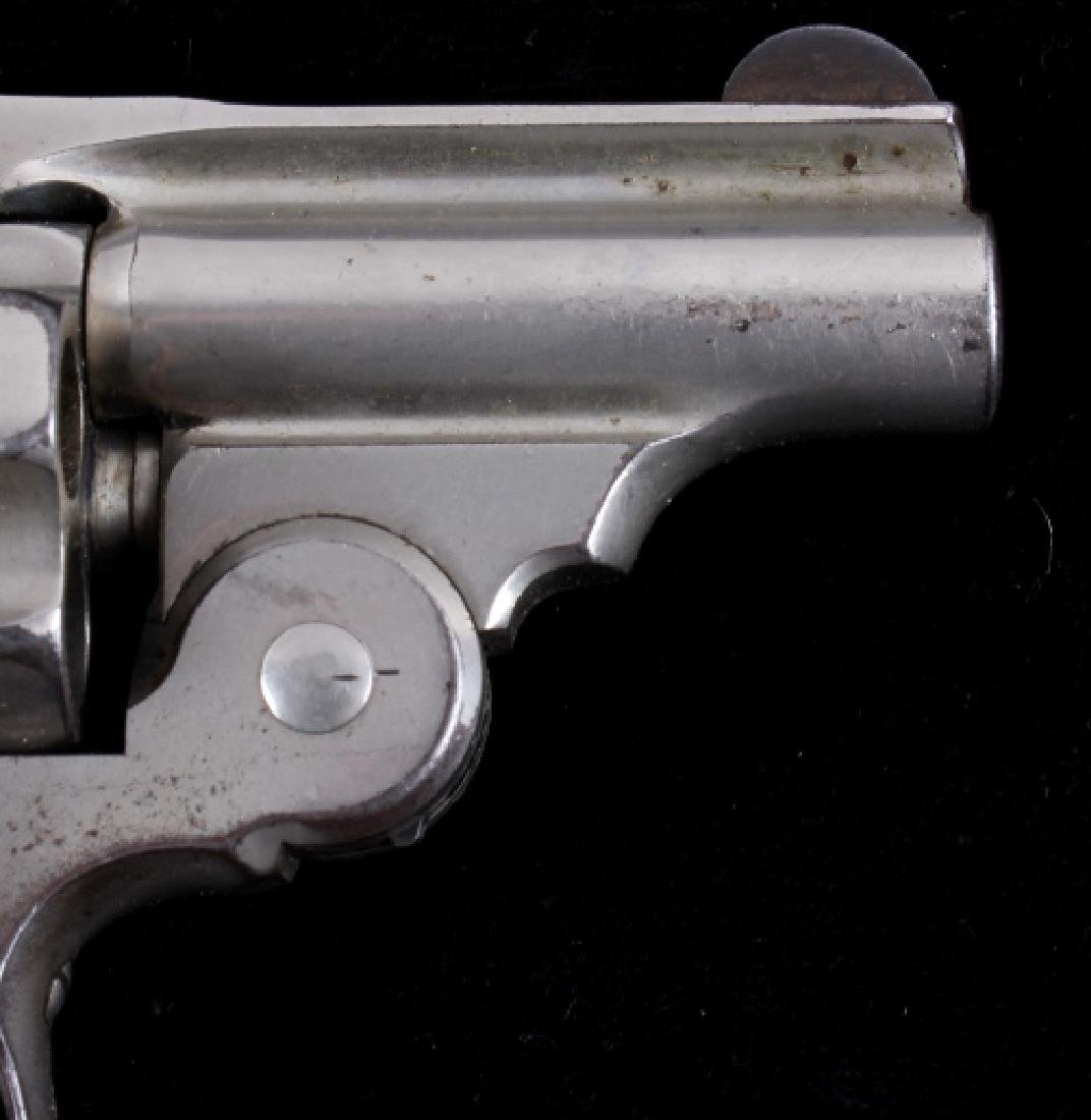Smith & Wesson .38 Perfected Pearl Grip Revolver - 10