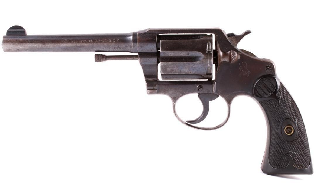 Colt Police Positive Special 32-20 Revolver c1919