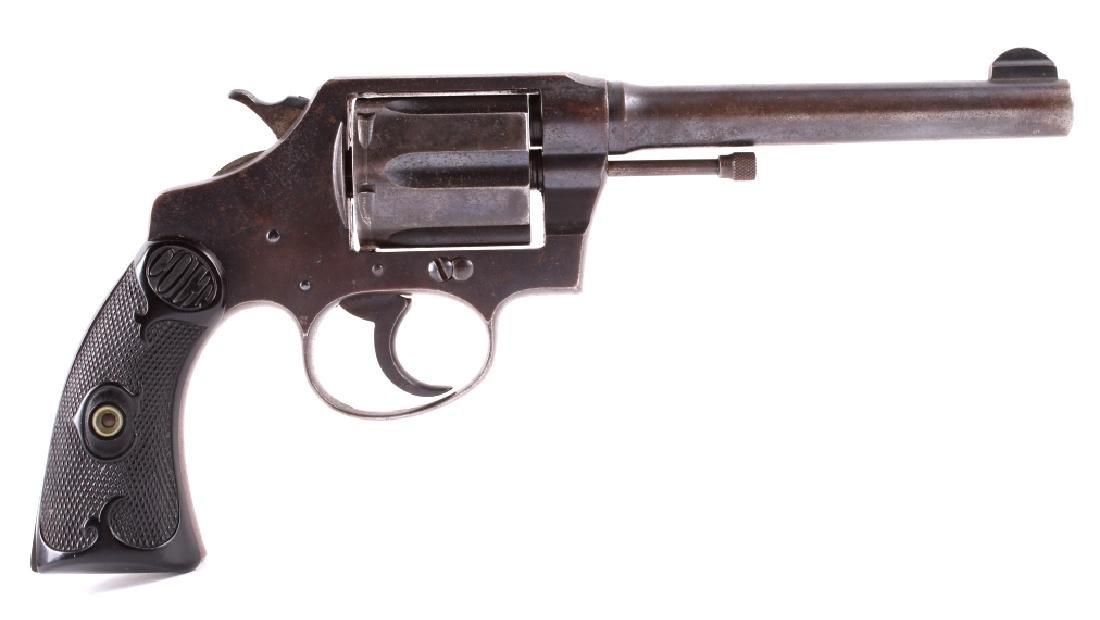 Colt Police Positive Special 32-20 Revolver c1919 - 2