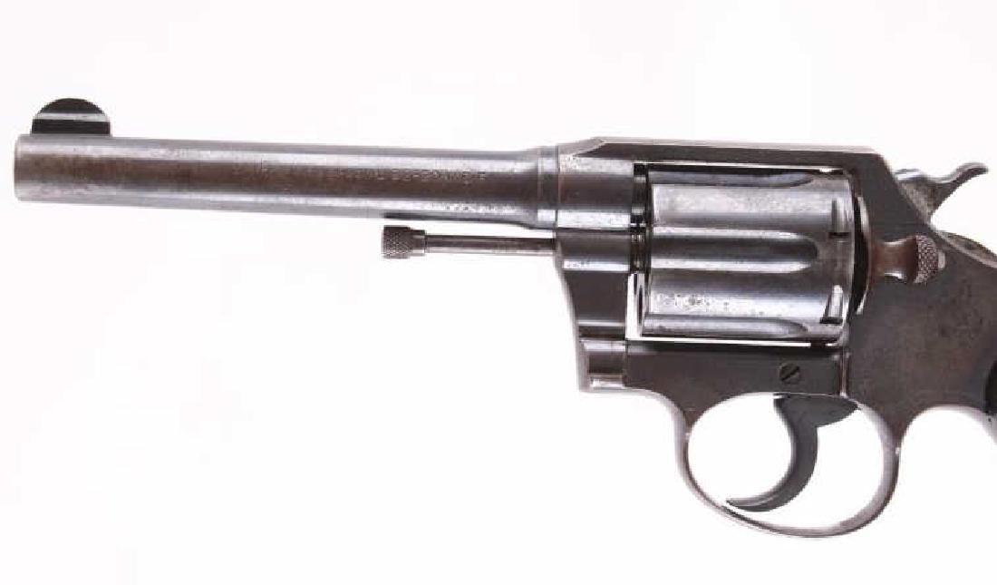 Colt Police Positive Special 32-20 Revolver c1919 - 4