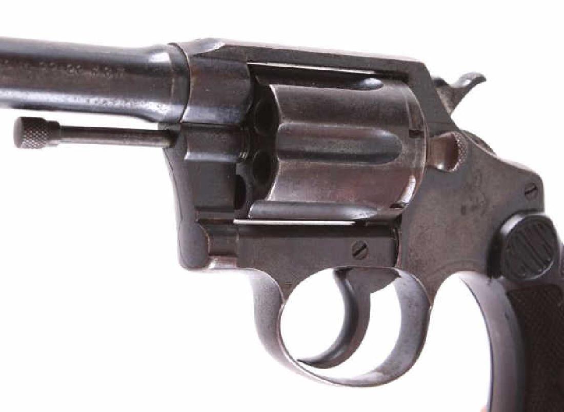 Colt Police Positive Special 32-20 Revolver c1919 - 5