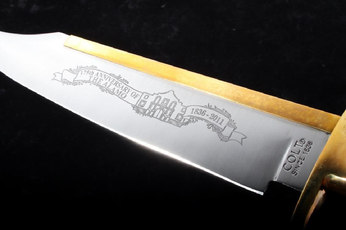 Colt Alamo 175th Anniversary Collectors Knife - 2