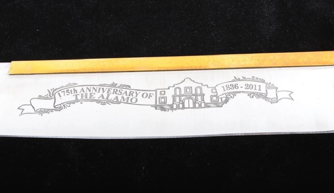 Colt Alamo 175th Anniversary Collectors Knife - 6
