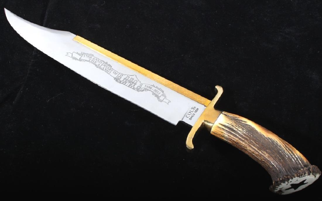 Colt Alamo 175th Anniversary Collectors Knife - 8