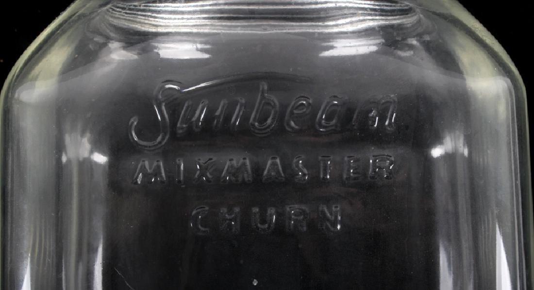 Sunbeam Mix Master Butter Churn - 5
