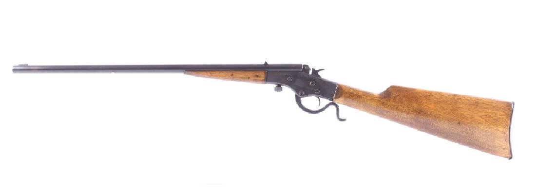 Stevens Crack Shot Model 26 Lever Action 22 Rifle - 2