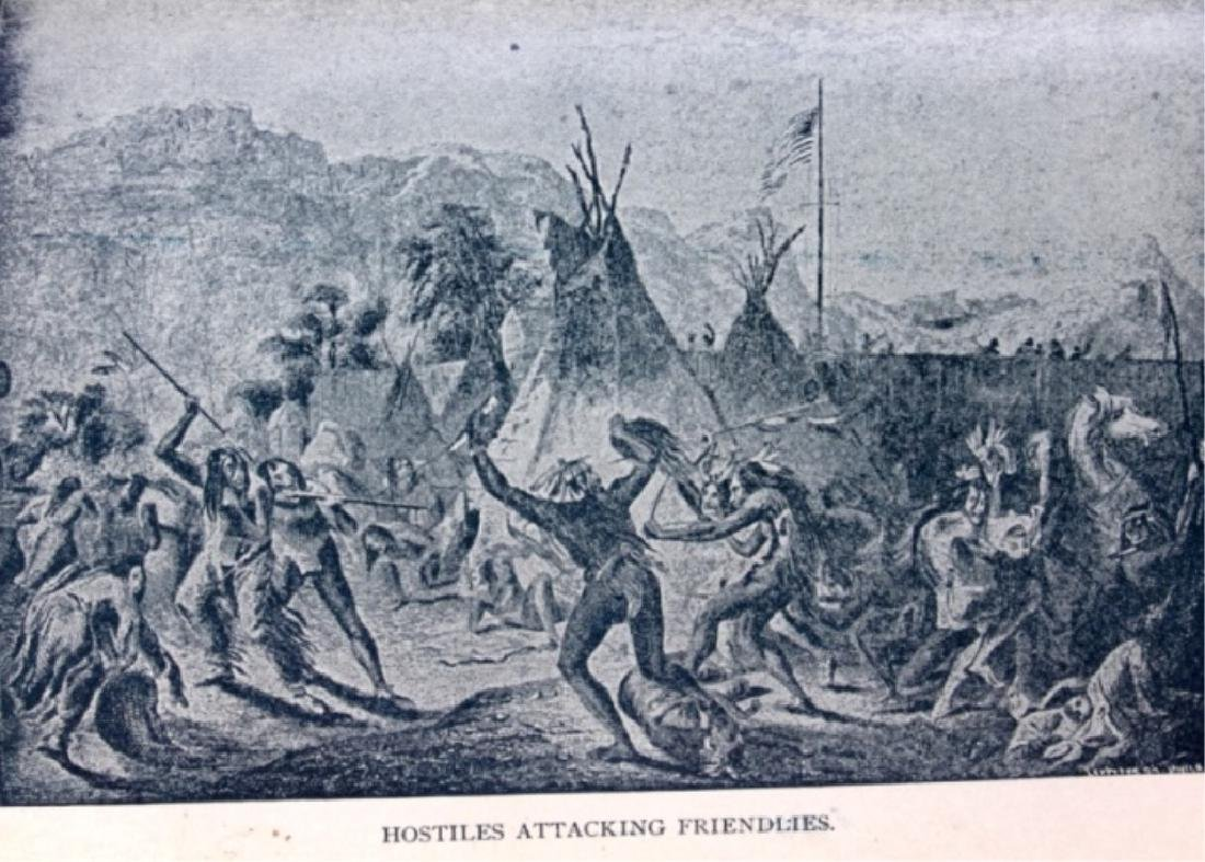 Sitting Bull and the Indian War 1st Edition 1891 - 5
