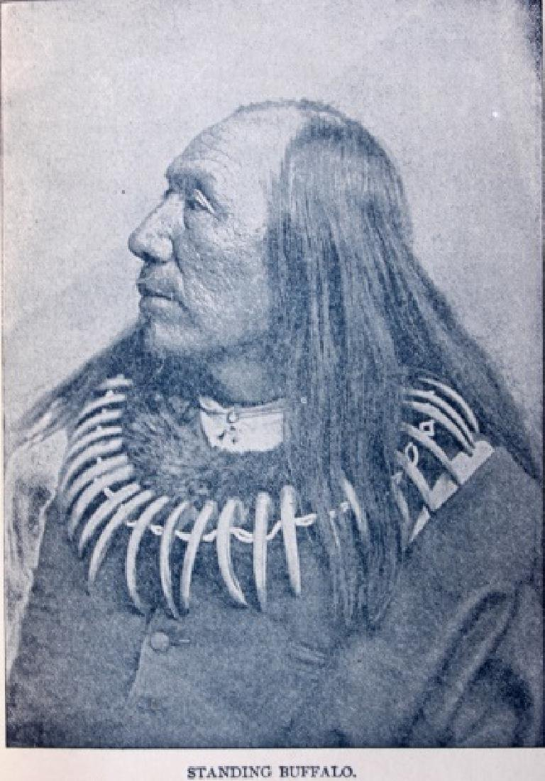 Sitting Bull and the Indian War 1st Edition 1891 - 8