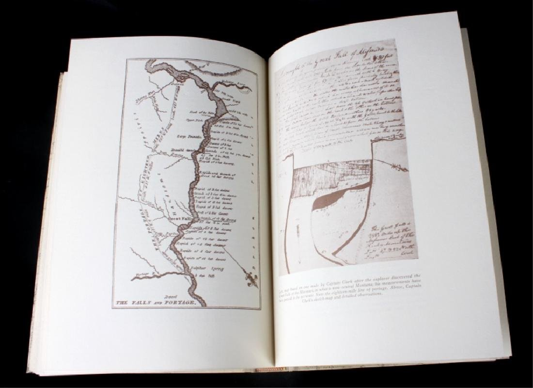 Journals of the Expedition Lewis and Clark 1st Ed - 4