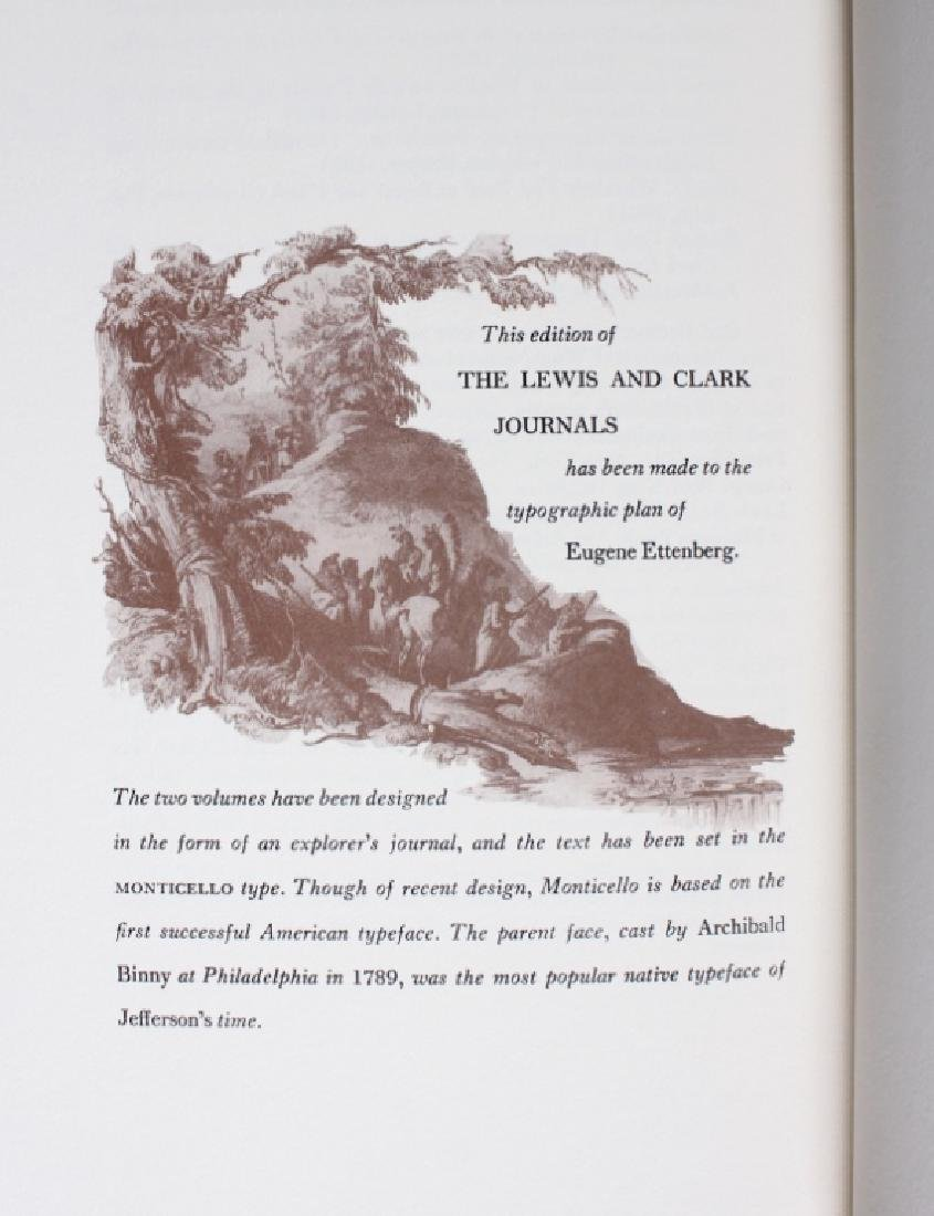 Journals of the Expedition Lewis and Clark 1st Ed - 9