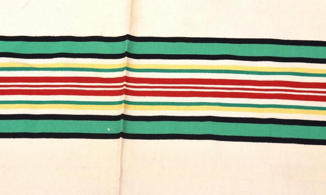 Pendleton Beaver State Wool Blanket c. 1930 - 10