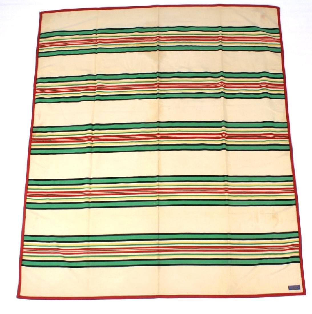 Pendleton Beaver State Wool Blanket c. 1930