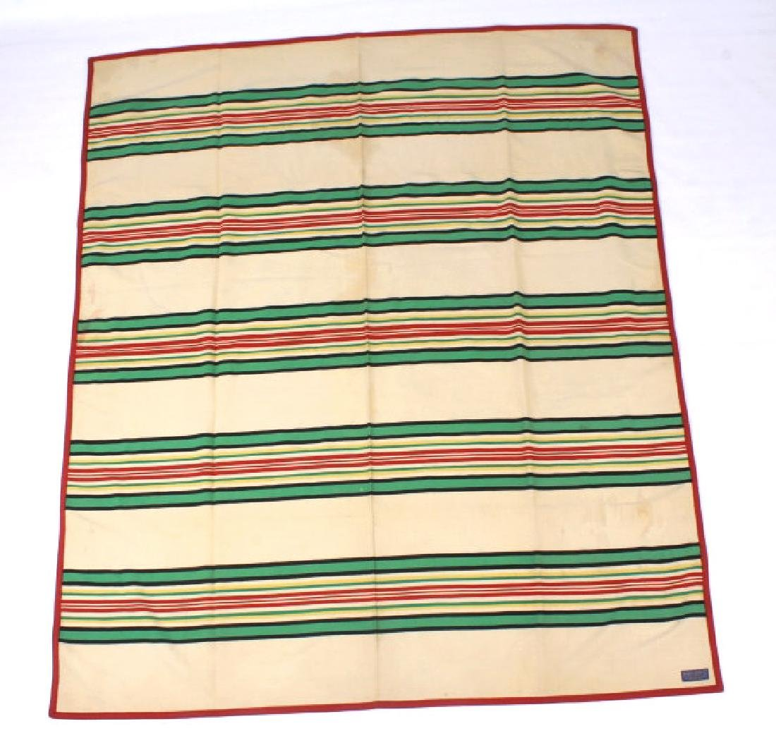 Pendleton Beaver State Wool Blanket c. 1930 - 5