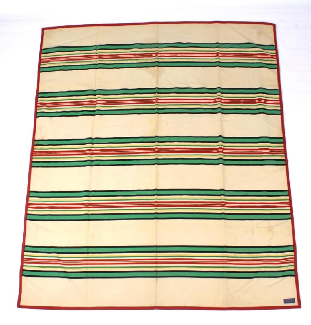 Pendleton Beaver State Wool Blanket c. 1930 - 6