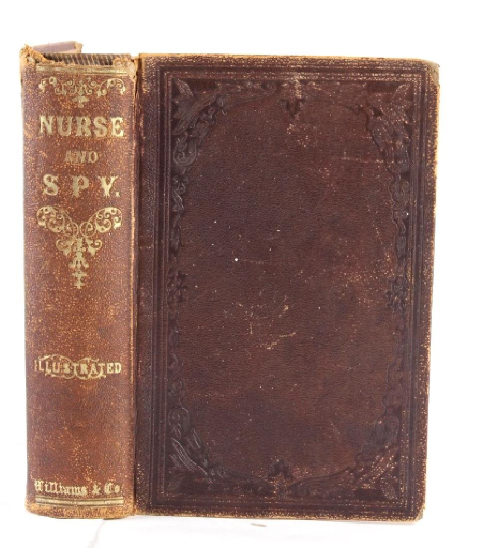 Nurse And Spy In The Union Army 1866 Emma Edmonds - 2