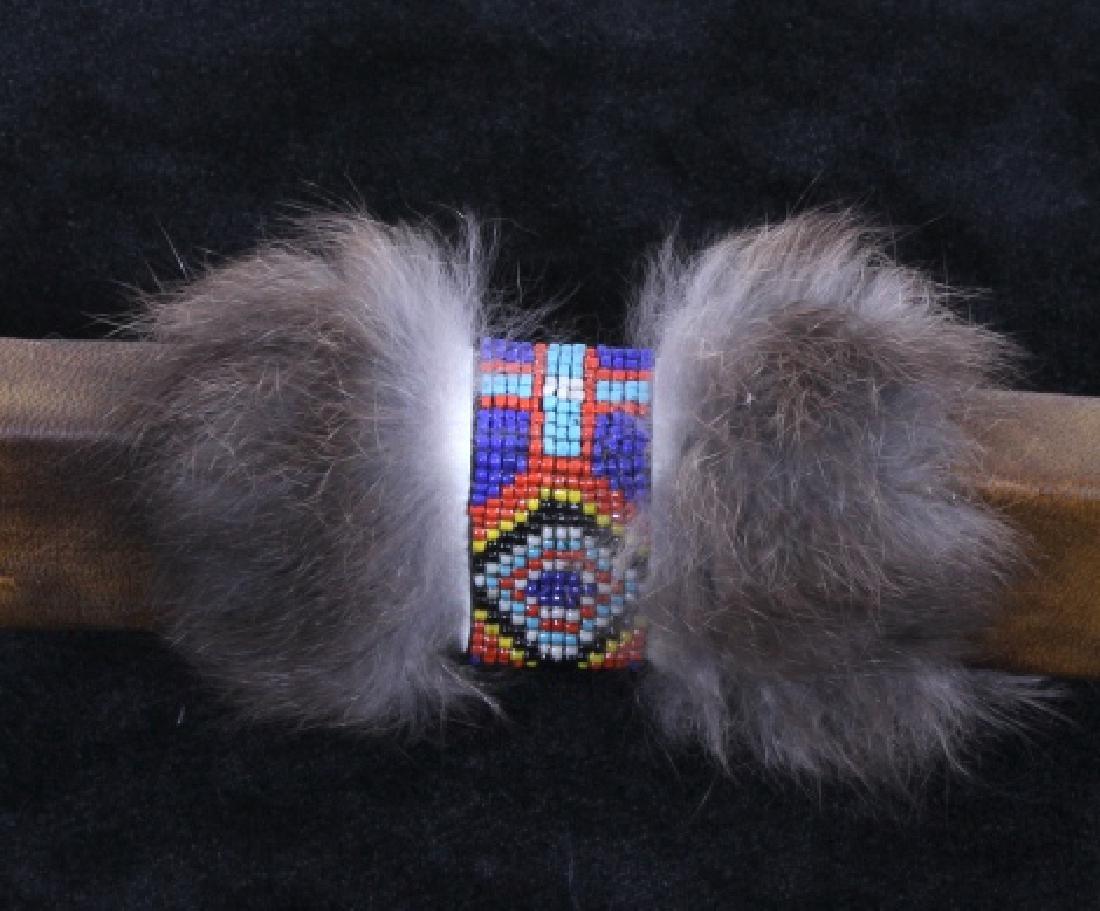 Plains Indian Bow and Arrow Wall Decor - 4