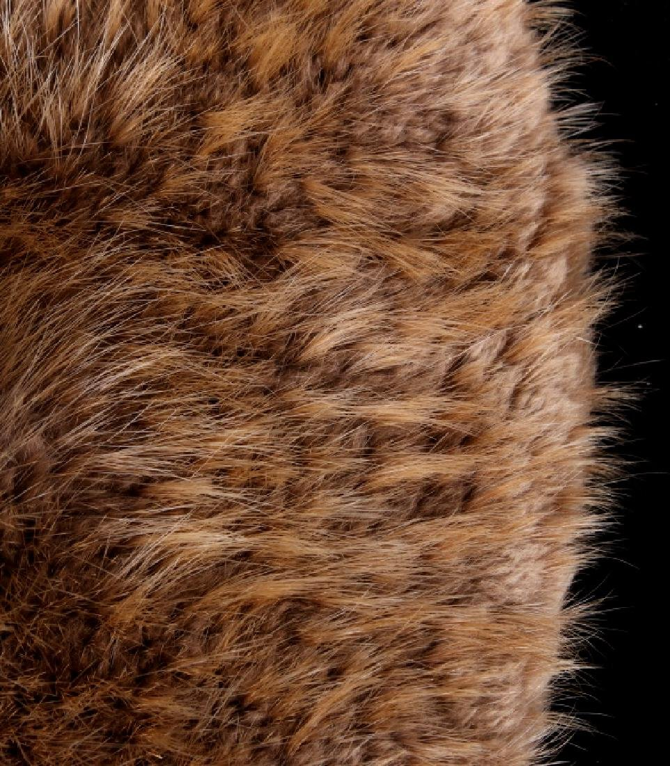 Two Tanned Montana Beaver Pelts - 4